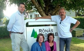 Vi är ett komplett skogsföretag som erbjuder alla typer av tjänster och service för skogsägare